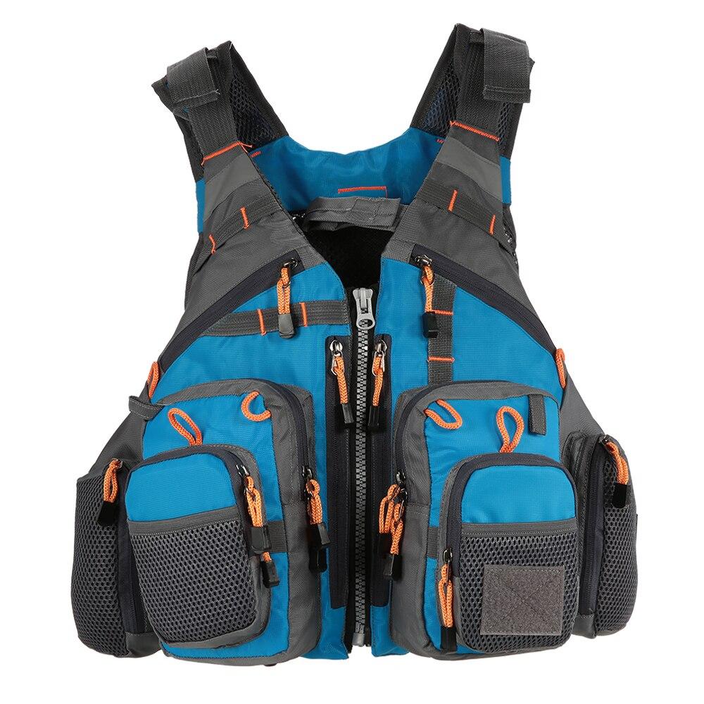 Outdoor Fishing Vest Sailing Life Jacket Vest EPE foam Floating kayak Outdoor Sport Life Safety Jacket Swimming Pesca|Fishing Vests| |  - title=