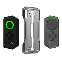 สำหรับXiaomiสีดำShark 2 PROโทรศัพท์มือถือเปลือกคู่สไลด์ป้องกันต้นฉบับเปลือกเกมอุปกรณ์เสริม