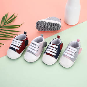 Shoes Infant Sports-Sneakers Soft-Sole Baby-Boys-Girls Canvas Anti-Slip Classic Toddler