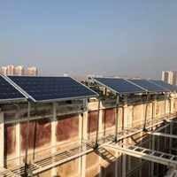 Monokristalline Solar Panel 300w 24v Solar Batterie Ladegerät Energie System Für Home 3000W 3KW 6000W 6KW 9000W 9KW Dach Haus LED