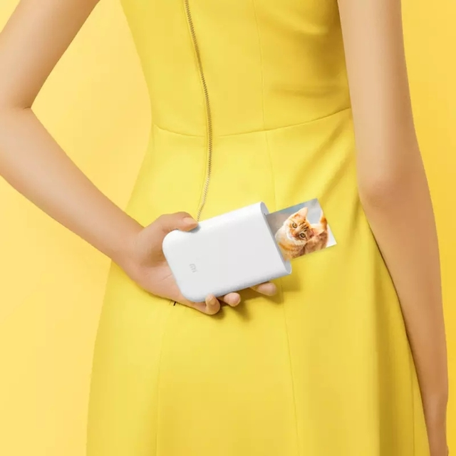 Xiaomi Mijia AR Mini Drucker 300dpi  4