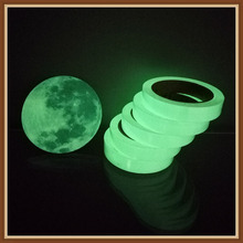 цена на Luminous Tape Night In Dark Self-adhesive Warning Tape Safety Security Home Decoration Tapes
