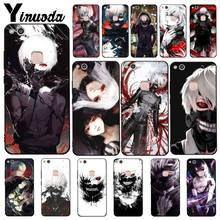 Yinuoda Japanese anime Tokyo Ghoul Japan Phone Case for Huawei Y5 II Y6II Y5 Y6 Y7Prime Y9 2018 2019(China)