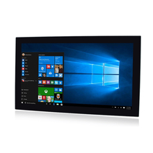 """21.5"""" Embedded computer 1920X1080 J1900 I3 I5 I7 PCAP touch screen TPM2.0 HD-MI/LAN/USB/RS232 for Win 10/11"""