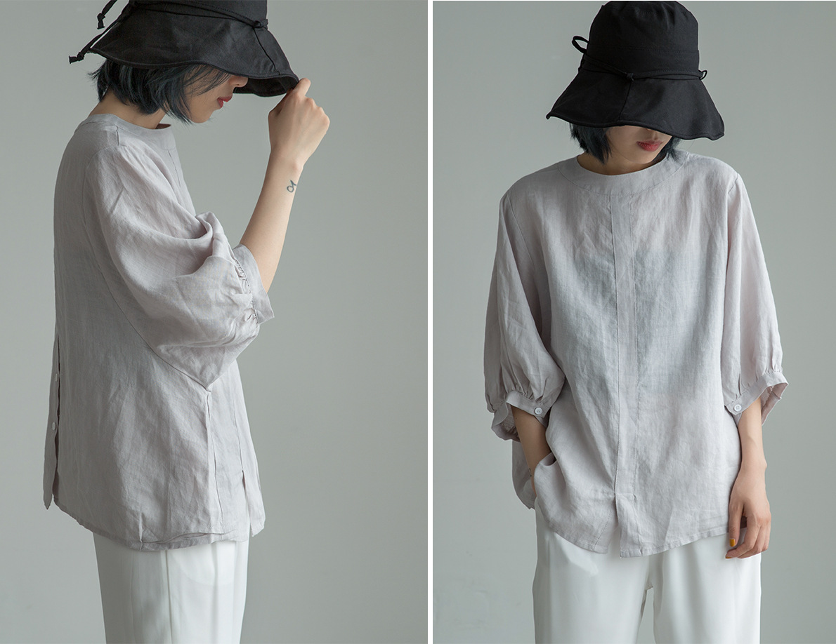 discount New Sleeve Casual 6