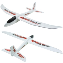 Brand New 99cm Throwing Glider Inertia Plane Foam Aircraft Toy Hand Launch Airplane Outdoor Sports Toy For Kids