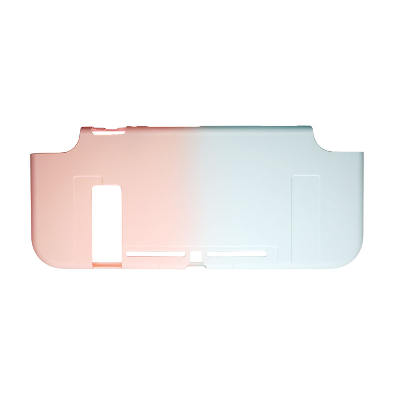 Suitable For the Nintend=o Switch Controller Oil-sprayed Crystal Case Thin Dock Crystal Case for Retro PC Video Games Accessory