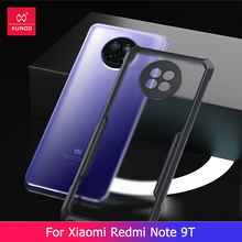 For Redmi Note 9T Case,Xundd Shockproof Case-with Airbag Technology,Camera&Screen Protective Case For Xiaomi Redmi Note 9T 5G