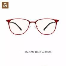 Nouveau Youpin personnalisé TS Anti bleu rayons protection verre protecteur des yeux pour homme femme jouer téléphone/ordinateur/jeu couleur