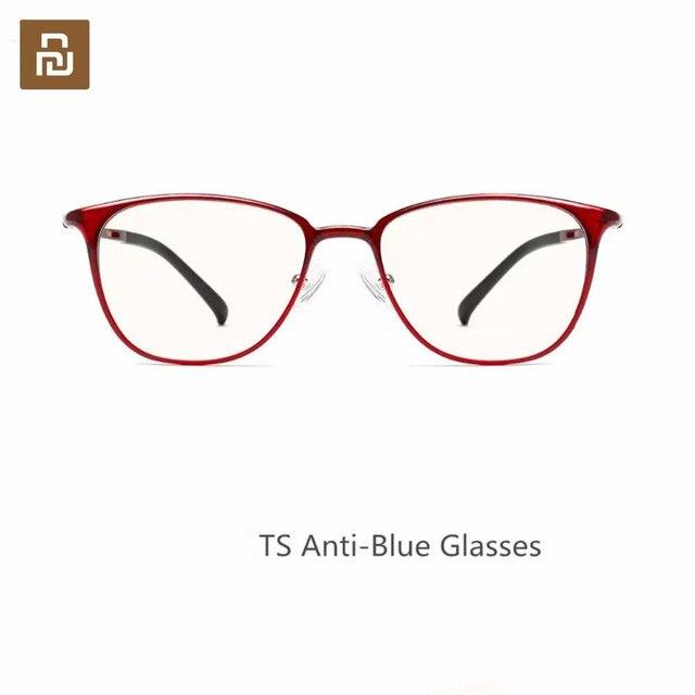 Nowość Youpin dostosowane TS anty niebieskie promienie ochronne szkło ochronne dla mężczyzny kobieta zagraj w telefon/komputer/kolor gry