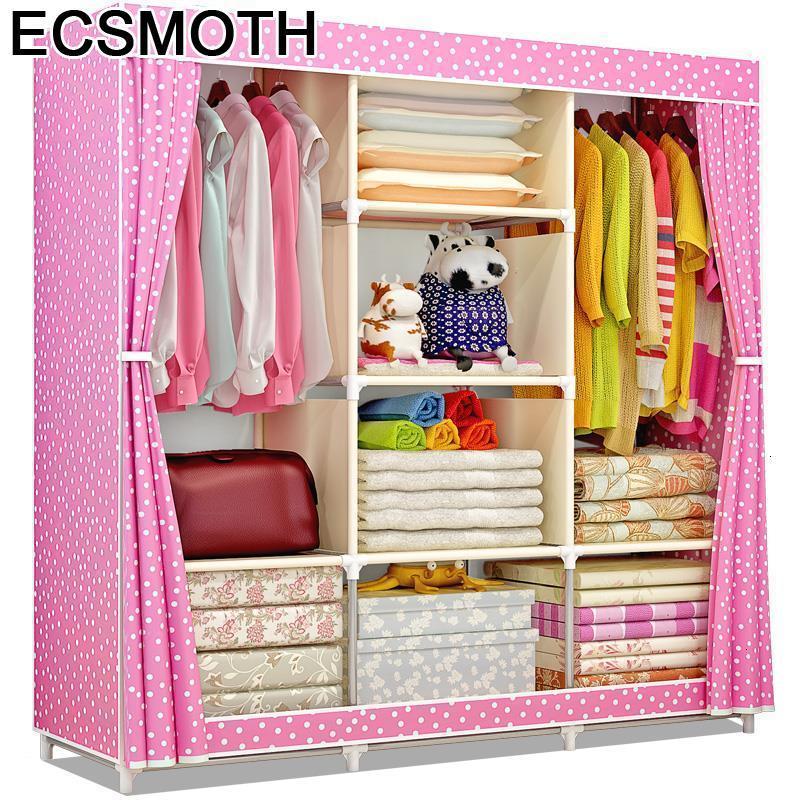 Gabinete Armoire Chambre Ropero Ropa Home Moveis Armario Szafa Cabinet font b Closet b font Bedroom