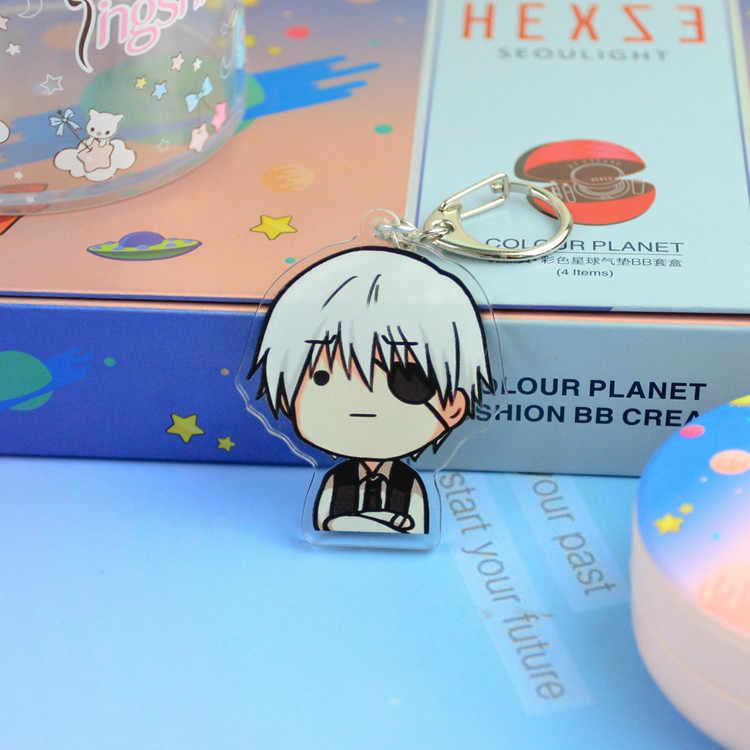Yeni varış Anime Titan anahtarlık japon karikatür Shingeki hiçbir Kyojin dev araba anahtarlık zinciri anahtarlık takı hediye