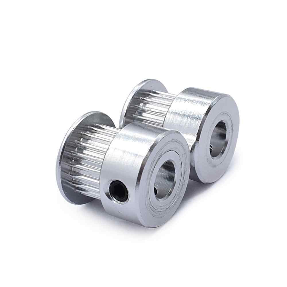 3D-Drucker Mobil Kit Motorwelle Kupplung 5mm Zu 8mm Zahnrad Pulley Zahnriemen