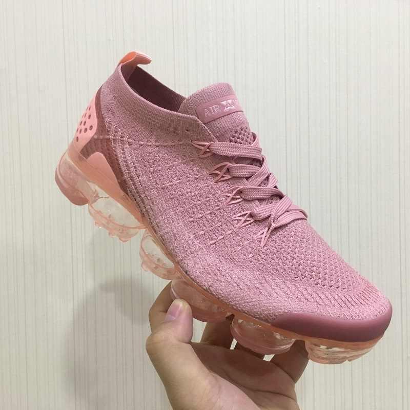 Thcurry VAPORMAX 2.0 erkek ve kadın rahat ayakkabılar spor açık ayakkabı orijinal otantik marka tasarımcı koşu