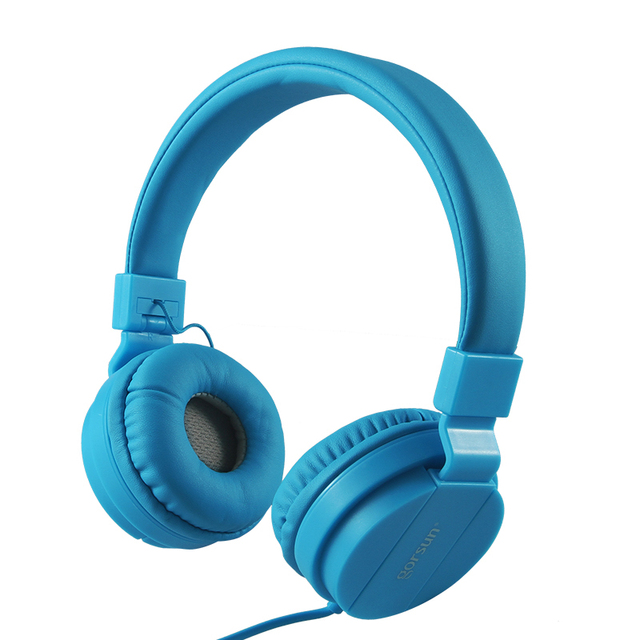 DEEP BASS Foldable Headset 2