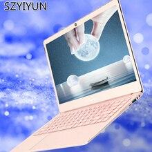 14 Inch Portable Business Laptop J3355 8G RAM Fashion Rose Gold Metal Portable N
