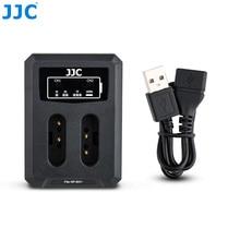 JJC USB двойное зарядное устройство для Sony ZV 1 RX100 VII VI VA V IV III II RX1RM2 RX1R RX1 WX500 WX530 WX300 батарея для камеры
