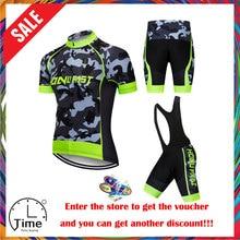 Radfahren Jersey Set 2020 Sommer Männer Radfahren Kleidung Racing Fahrrad Kleidung Anzug Atmungsaktiv Mtb Bike Kleidung Ropa bicicleta