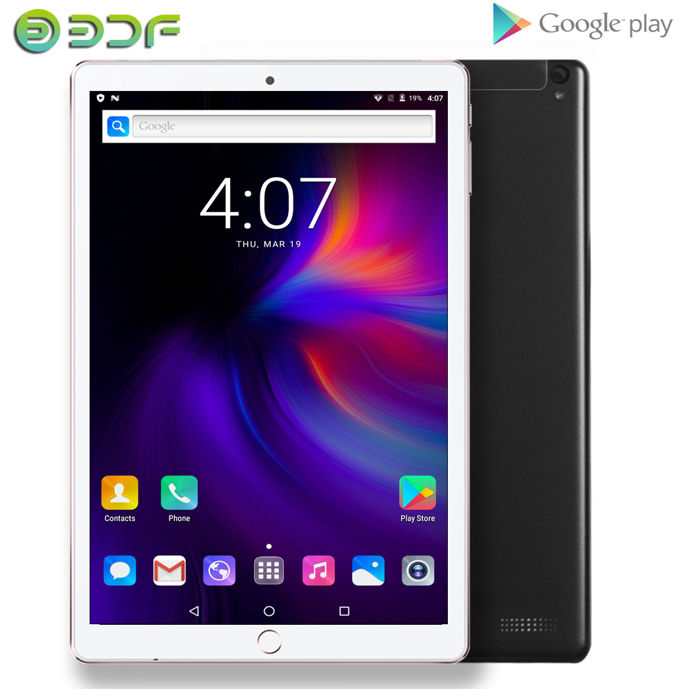 10.1 Inch Phablet Dual SIM Card Android 7.0 Dual Camera GPS 3G Phone Call Tablet PC Google Play Tab WiFi IPS 10 Inch Kids Tablet