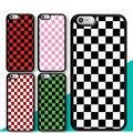 Шахматный клетчатый чехол для телефона для iphone 11 11pro 11promax X XR XS MAX 6 6s 7 8 Plus TPU чехол