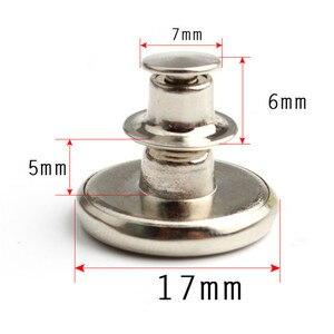 2 шт. оснастки крепежные металлические кнопки для Костюмы идеально сидят на теле, кнопка регулировки самостоятельно увеличить уменьшить об...