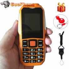 Новый мобильный телефон со старым человеком по низкой цене с камерой MP3 FM радио противоударный пылезащитный Прочный Спортивный дешевый телефон S8