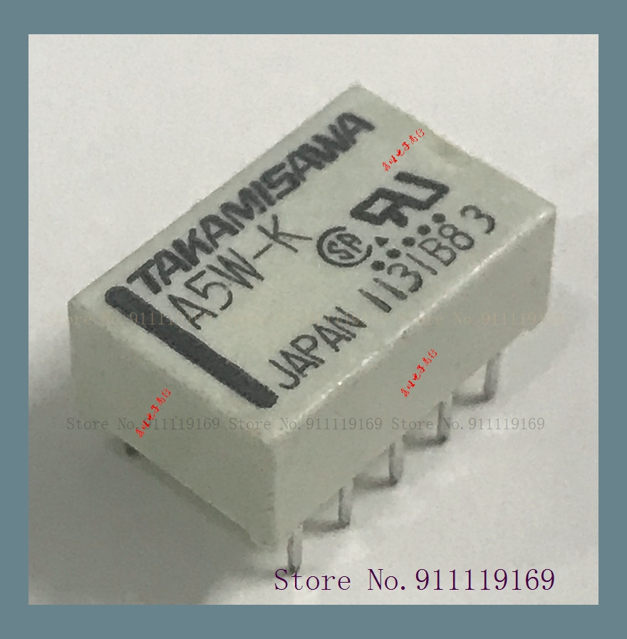 O velho A5W-K 10 5V