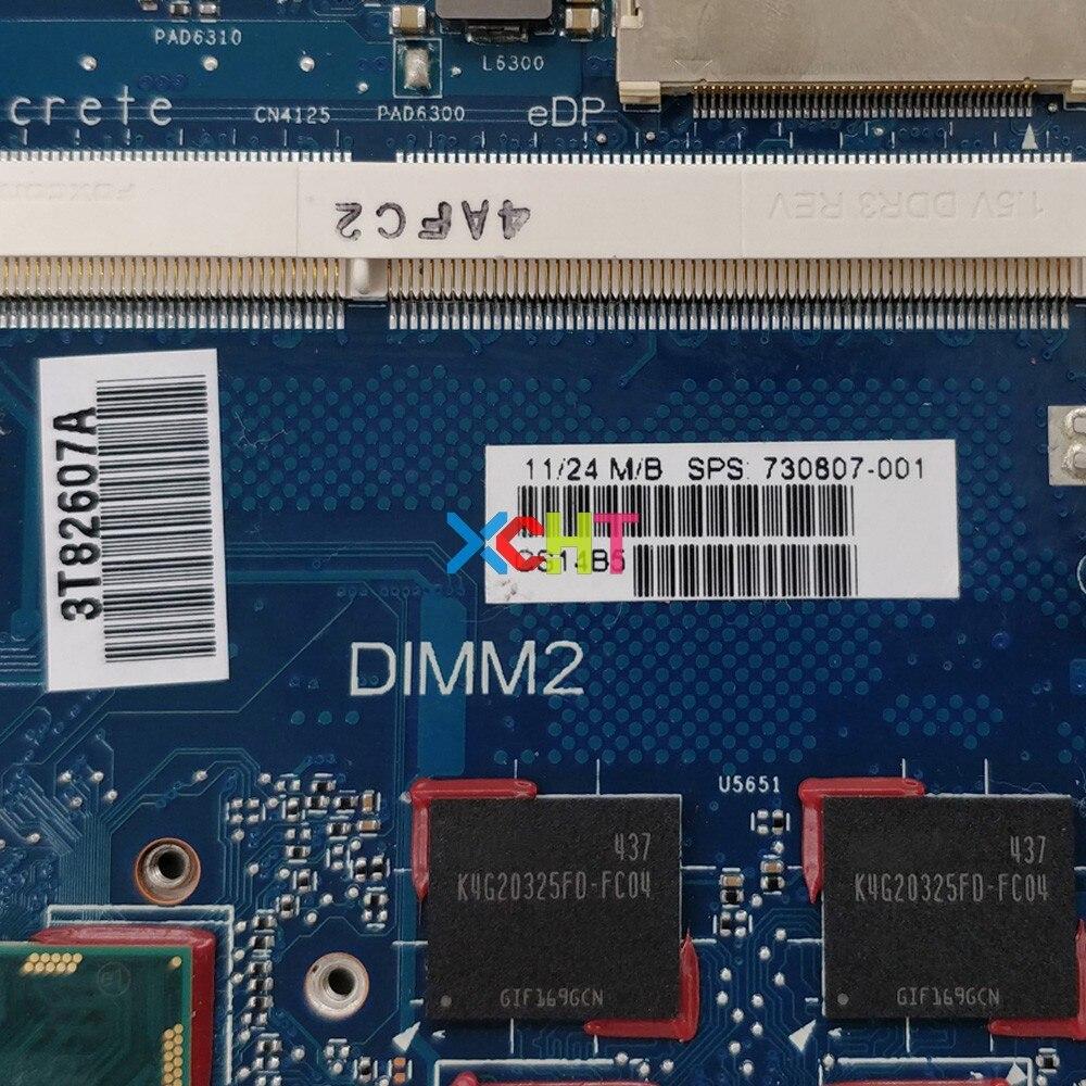 Image 3 - Для hp EliteBook 840 850 G1 730807 001 730807 501 730807 601 w i5 4200U 6050A2559101 MB A03 216 0842121 GPU материнская плата тестирование-in Материнская плата для ноутбука from Компьютер и офис on AliExpress - 11.11_Double 11_Singles' Day