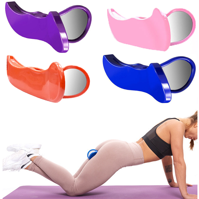 Fitness Equipment Hip Gym Pelvic Floor Sexy Inner Thigh Trainer  Muscle Buttocks Tight Supplie Beauty Training Pelvic Excise