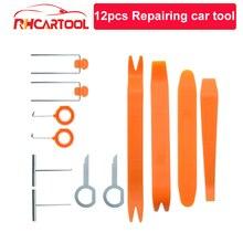 Car accessories Portable Auto Car Radio Panel Door Clip Panel Trim Dash Audio Removal Installer Pry Kit Repair Tool Hand Tool
