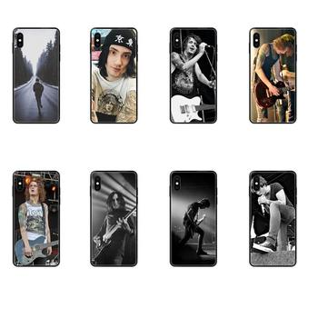 TPU Cell Phone Cases Asking Alexandria English Metalcore Band For Apple iPhone 11 12 Pro XS Max XR X 8 7 6 6S Plus 5 5S SE image