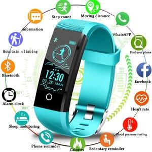 New Smart Wristband Heart Rate