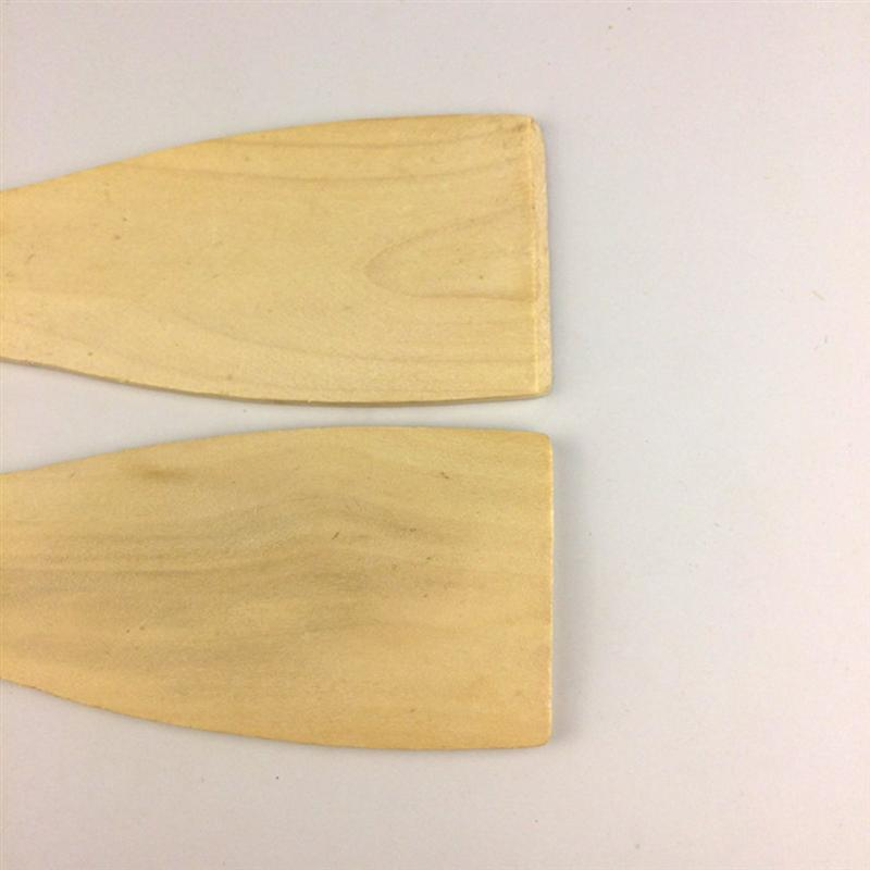Wooden Kitchen Utensils and Non Stick Spatula for Cooking with Heat Resistant Property 1
