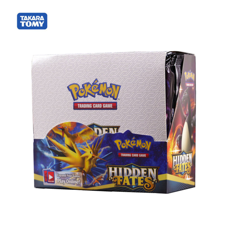 324pcs-Pokemon-cards-Sun-Moon-Hidden-Fates-Booster-Box-Collectible-Trading-Card-Game-Child-gift