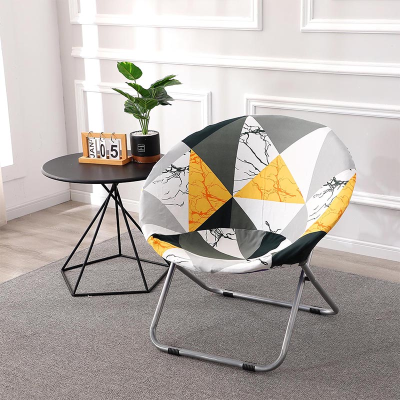 Get Spandex Moon Sauce Unique Chair Cover 5 Chair And Sofa Covers
