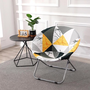 Get Spandex Moon Sauce Unique Chair Cover 10 Chair And Sofa Covers