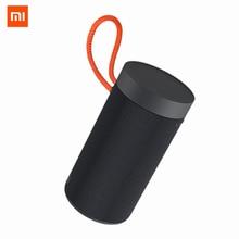 Xiaomi zewnętrzny głośnik Bluetooth przenośny bezprzewodowy głośnik z podwójnym mikrofonem odtwarzacz MP3 muzyka Stereo surround wodoodporne głośniki