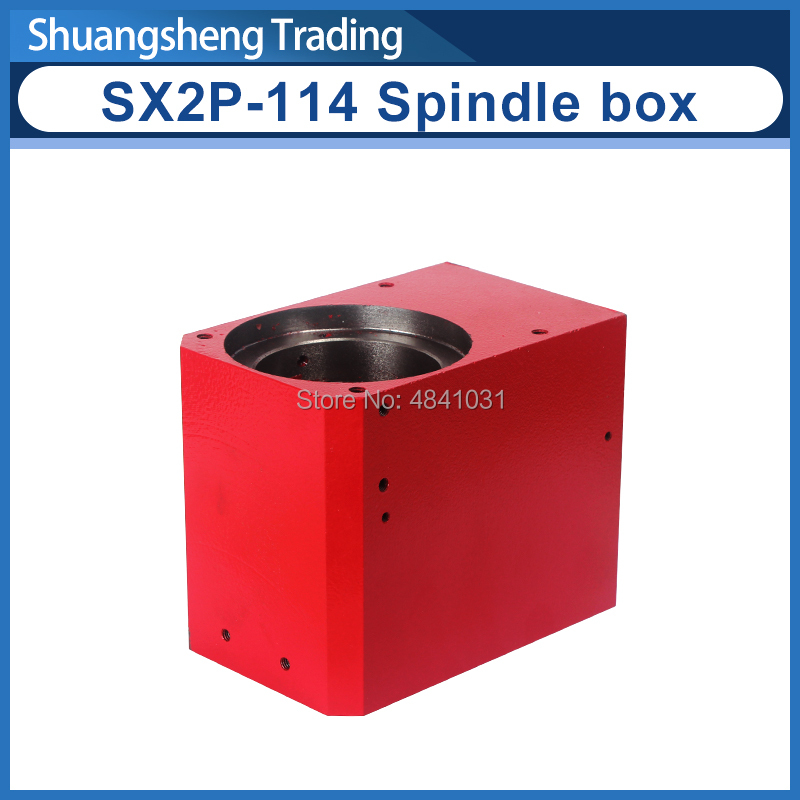 SX2P 114 spindle box SIEG drilling and milling machine accessories|Power Tool Accessories| |  - title=