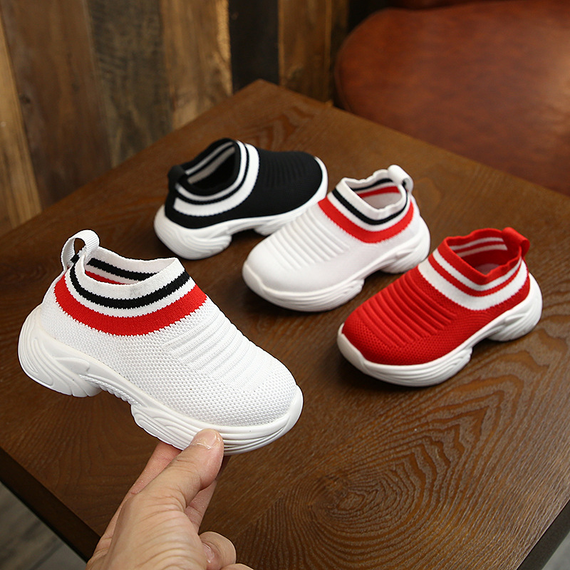 2019 Autumn Infant Toddler Shoes Baby Girls Boys Casual Shoes Soft Bottom Non-slip Kids Sneakers Children First Walkers Shoes