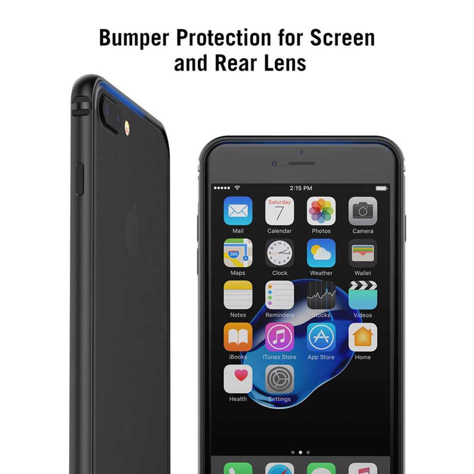الفاخرة الوفير حقيبة لهاتف أي فون XS ماكس XR X 7 Capinhas الألومنيوم معدن غطاء إطاري آيفون 8 7 6 S زائد 8Plus 6Plus كوكه Fundas