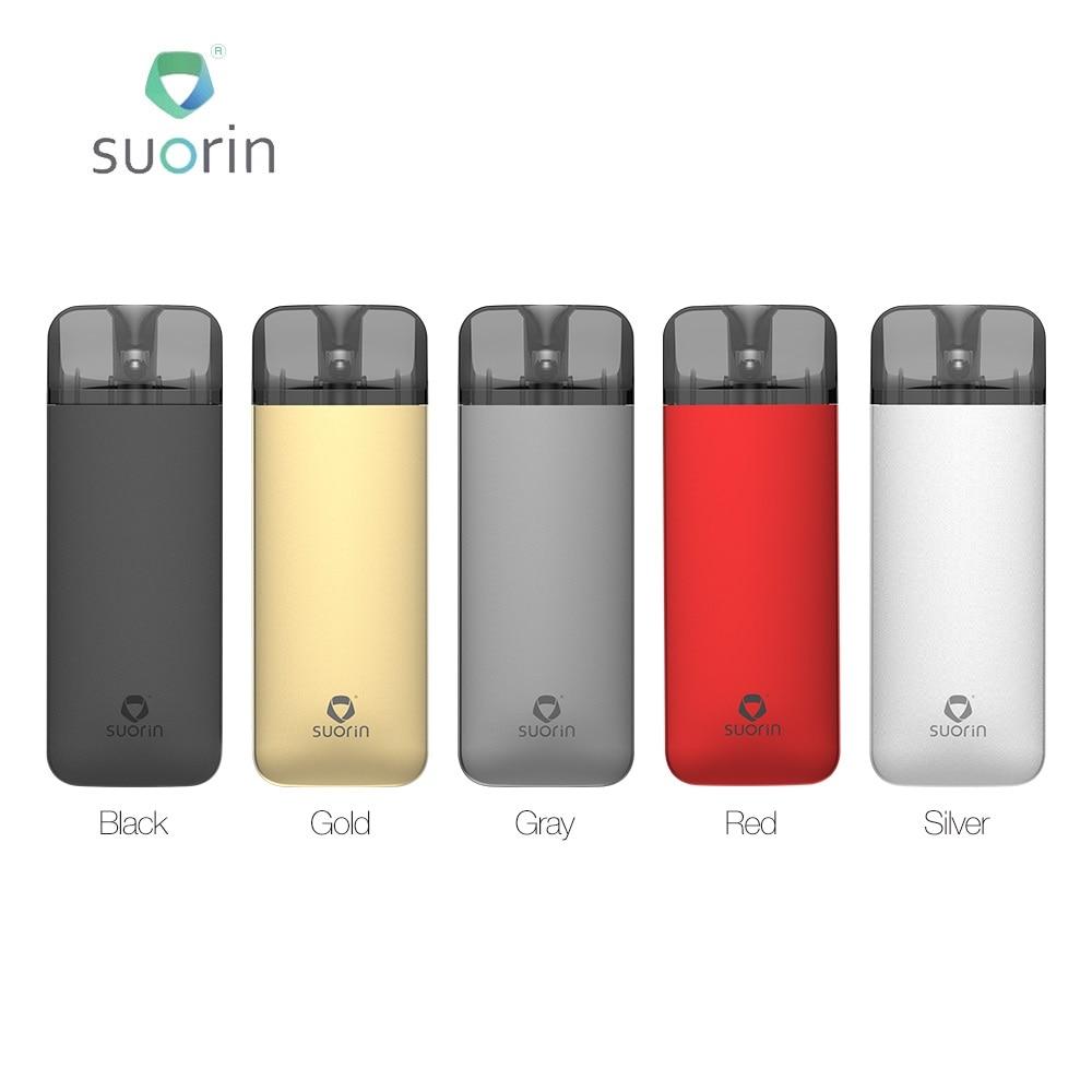 New Suorin Reno Pod System Kit With 800mAh Battery & 3ml Pod Good Flavor Suorin Reno Electronic Cigarette VS Vinci X/ Suorin Air