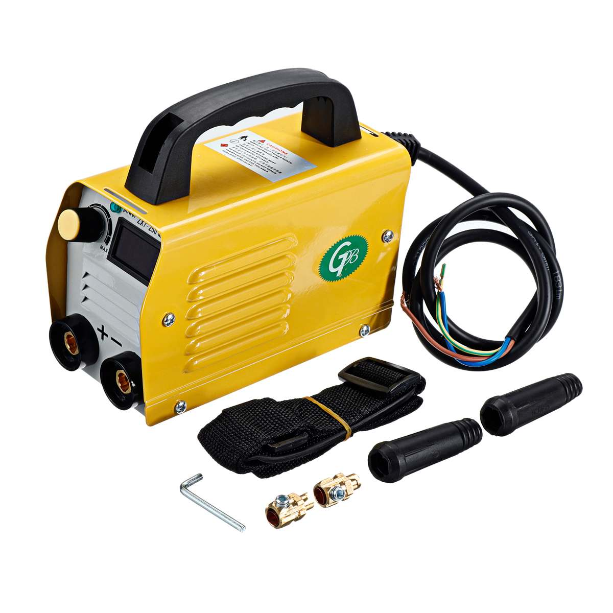 ZX7-250 ARC IGBT Inverter Electric Welding Machine LCD Display Welders Welding 20-250A  for Electric Working Power Tools