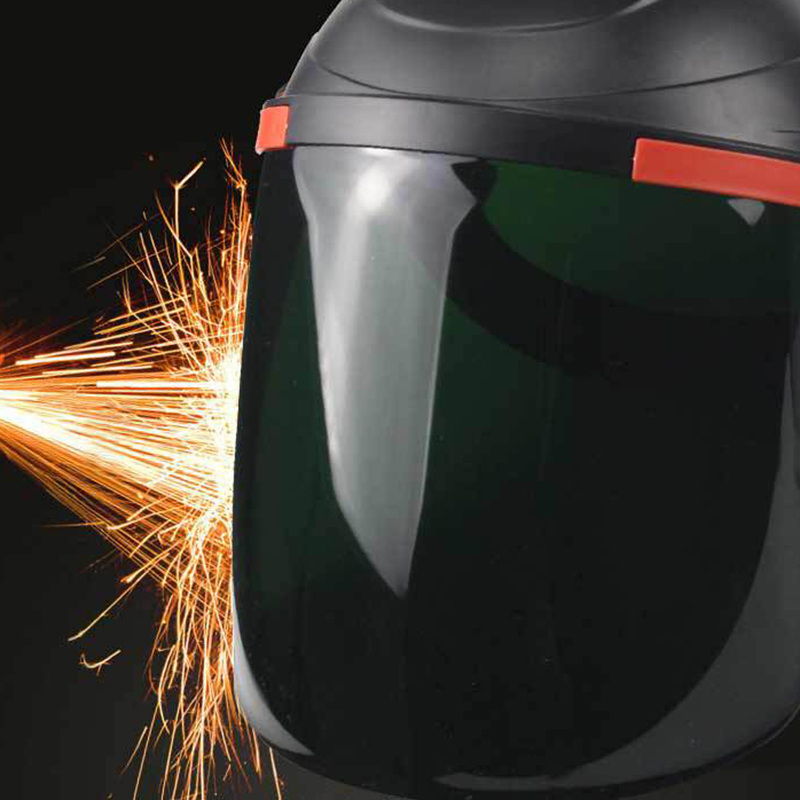 Welding Helmet ARC Weld Welder Lens Grinding Shield Visor UV Radiation Face Mask