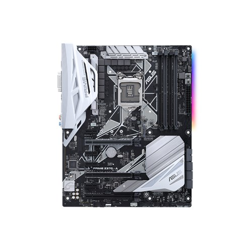 Asus Prime placa base de escritorio Z370-A Intel Z370 LGA 1151 DDR4 PCI-E 3,0 USB3.1 atxplaca base usada Placa base de escritorio X58 LGA 1366 4 canales DDR3 32GB RAM para Intel E5520/L5520 X5650 Core I7