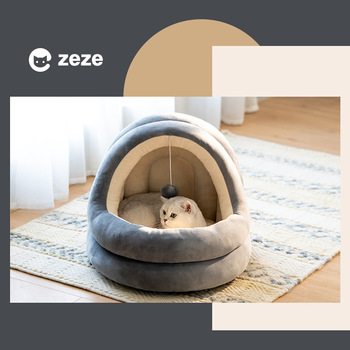 Lovely Cat Bed House Soft Long Plush Best Pet Bed For Cat Basket Pet Products Cushion Cat Pet Bed Mat Cat House Animals Sofa