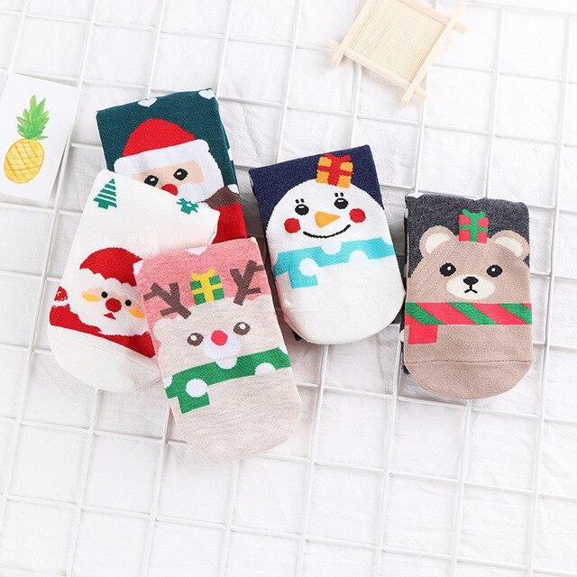 Kids Christmas Socks  2