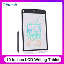 LCD Writing Drawing-Board Tablet Stylus-Pen Color-Screen Digital Copy 10inch with Erase