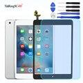 Для iPad Mini 1 2 Mini1 Mini2 A1432 A1454 A1455 A1489 A1490 A1491 ЖК сенсорный экран дигитайзер + IC чип соединитель Flex + кнопка