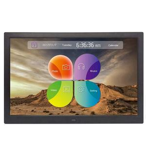 Digital-Picture-Frame with Wireless Remote-Control Support-Sd-Card/usb Eu-Plug 12inch