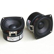 Kaolanhon 1 pçs 5 15w 4 8 8 ohm 3 Polegada amplificador de gama completa alto falante baixo mellow fino agudos doce alto falante de alta fidelidade qualidade de som